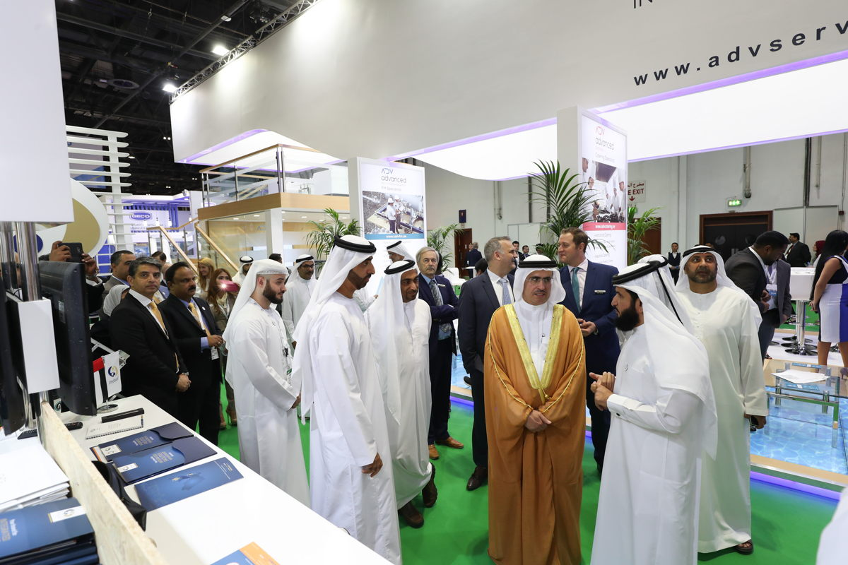 H.E. Saeed Al Tayer at FM EXPO 2018