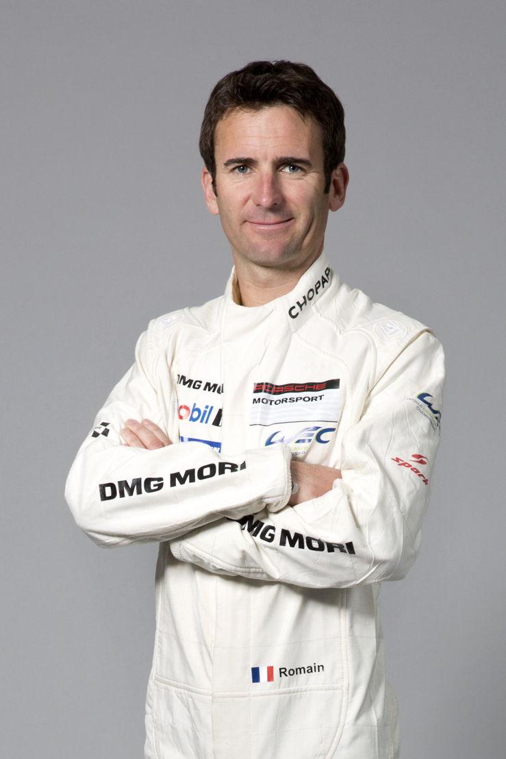 Romain Dumas<br/>LMP1 #18