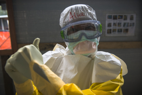 MSF Update on Ebola Response in North Kivu and Ituri (DRC)