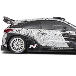 Hyundai Motorsport previews 2017 WRC Challenger at Paris Motor Show