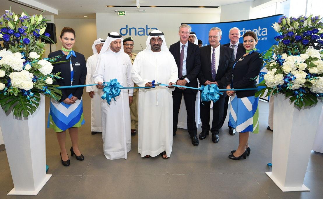 افتتح سمو الشيخ أحمد بن سعيد آل مكتوم، الرئيس الأعلى الرئيس التنفيذي لطيران الإمارات والمجموعة رسمياً مركز خدمة العملاء الجديد التابع لدناتا، والمخصص لعملاء شحنات الصادرات
