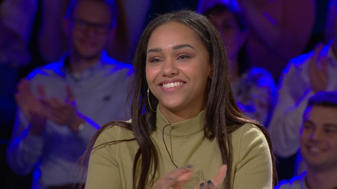 De 3 wijzen aflevering 1: kandidate Naomi (c) VRT