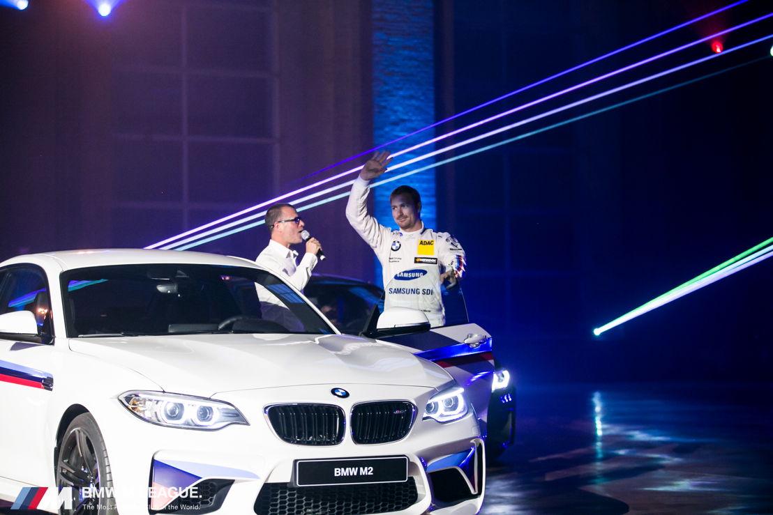 Racepiloot en BMW friend Maxime Martin