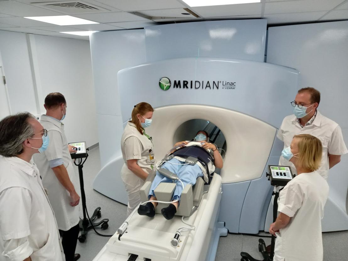 Kankerbehandeling in 5 dagen voor patiënten met prostaat- of darmkanker door preciezere bestraling met minder bijwerkingen
