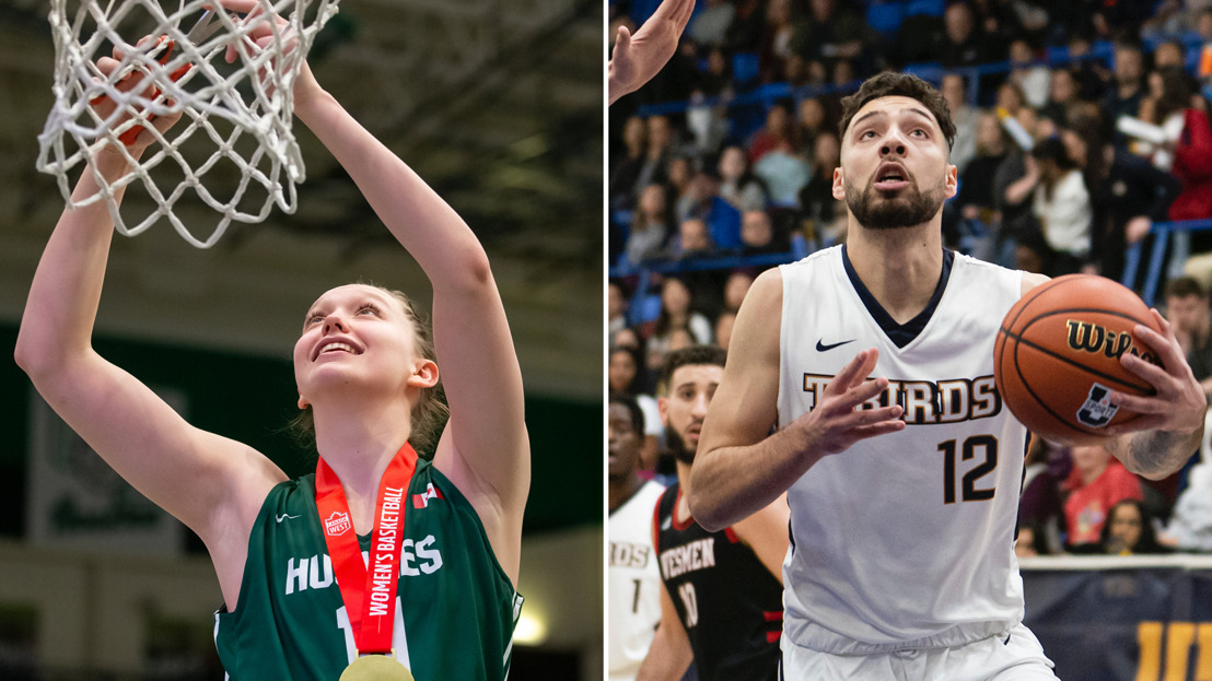 CW Stars: Basketball champions claim top spots