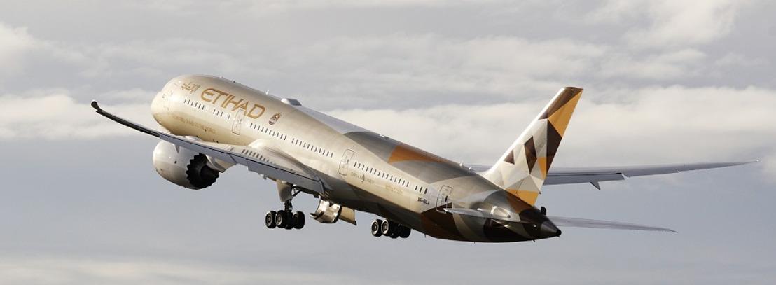 Etihad Airways: stijging gebruik mobiele en internetdiensten met 60 en 80%