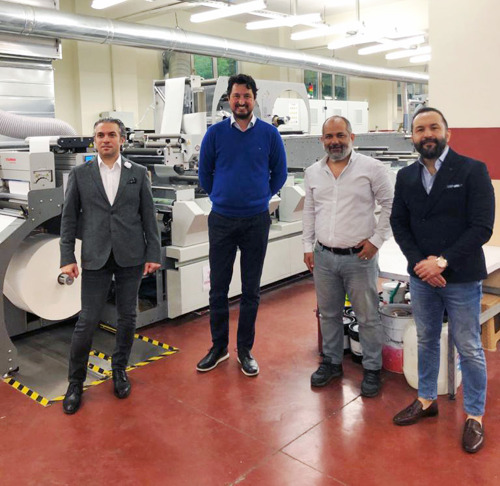 Çiftsan Etiket sees first BOBST investment as key to meeting customer demands