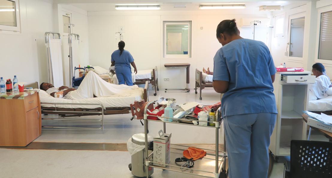 Haïti – Face à l'aggravation de la situation sanitaire, MSF ouvre un hôpital spécialisé en traumatologie à Port-au-Prince