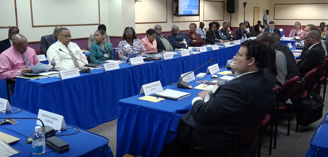 CARTAC/ECCB Host Workshop on Caribbean Financial Market Infrastructure