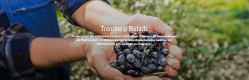 Die BIO-Region Trentino stellt sich vor