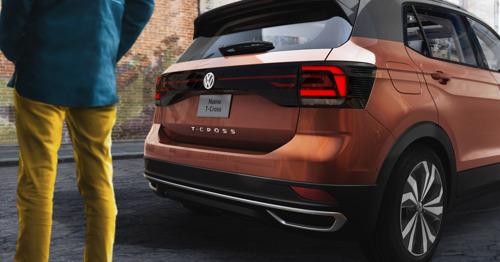 Volkswagen arranca sistema de apartado 100% en línea del Nuevo T-Cross