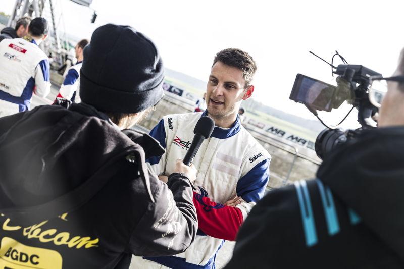 Guillaume De Ridder Round#8 Ladbrokes SRX Cup