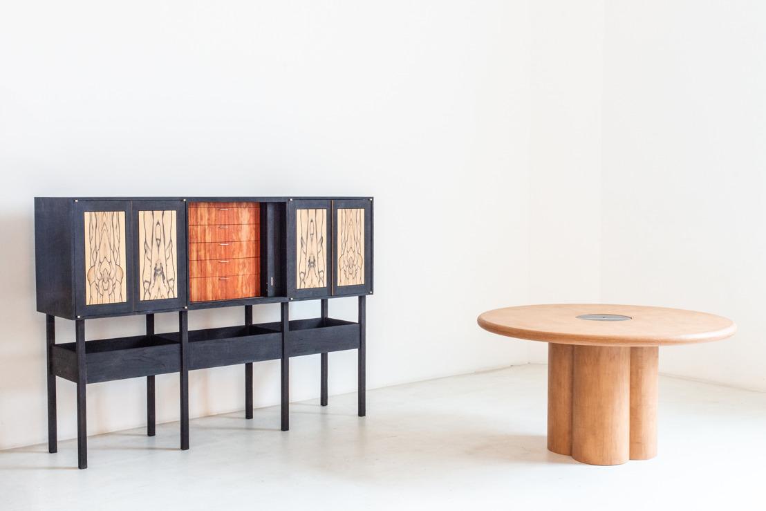 ÉTALÉ in Gent: een gloednieuwe toonplek voor de meubelen en objecten van Simon Saelaert en David Braeckman