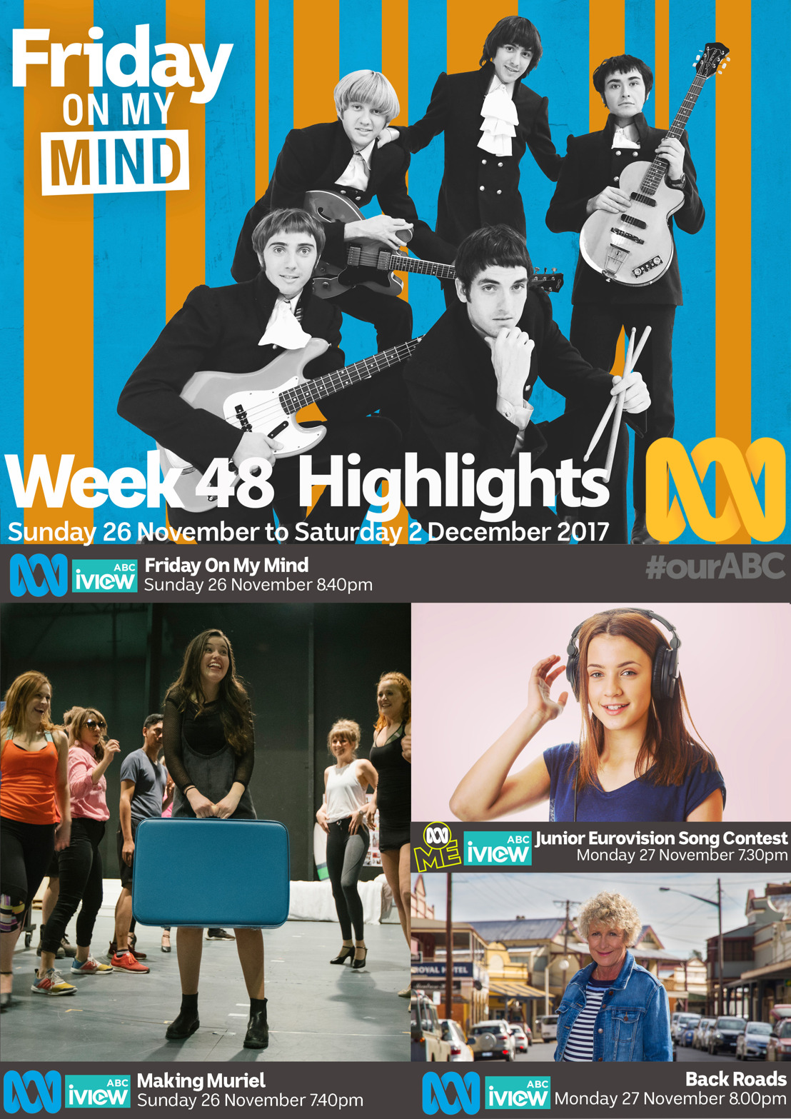 ABC Program Highlights - Week 48