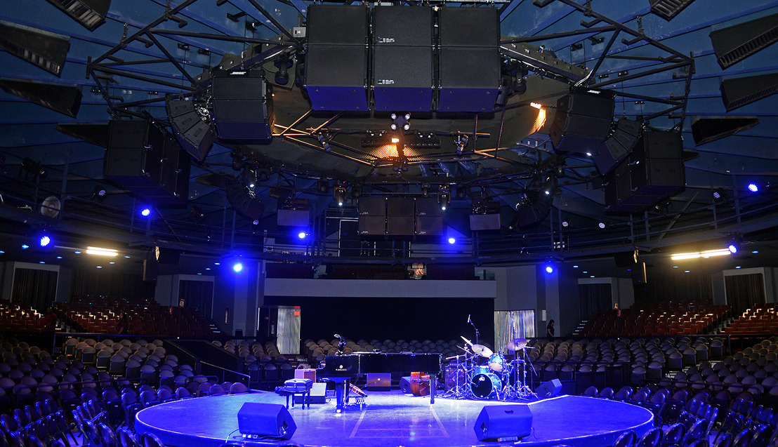 El Celebrity Theatre de Phoenix devela su nuevo sistema de sonido ShowMatch DeltaQ