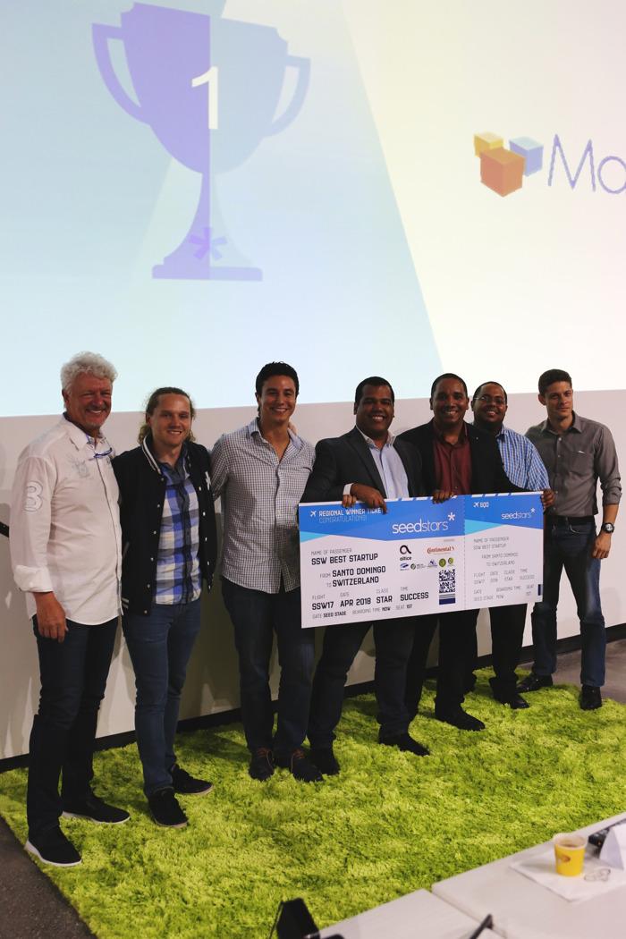 Madison nombrada la mejor startup de República Dominicana en Seedstars Santo Domingo
