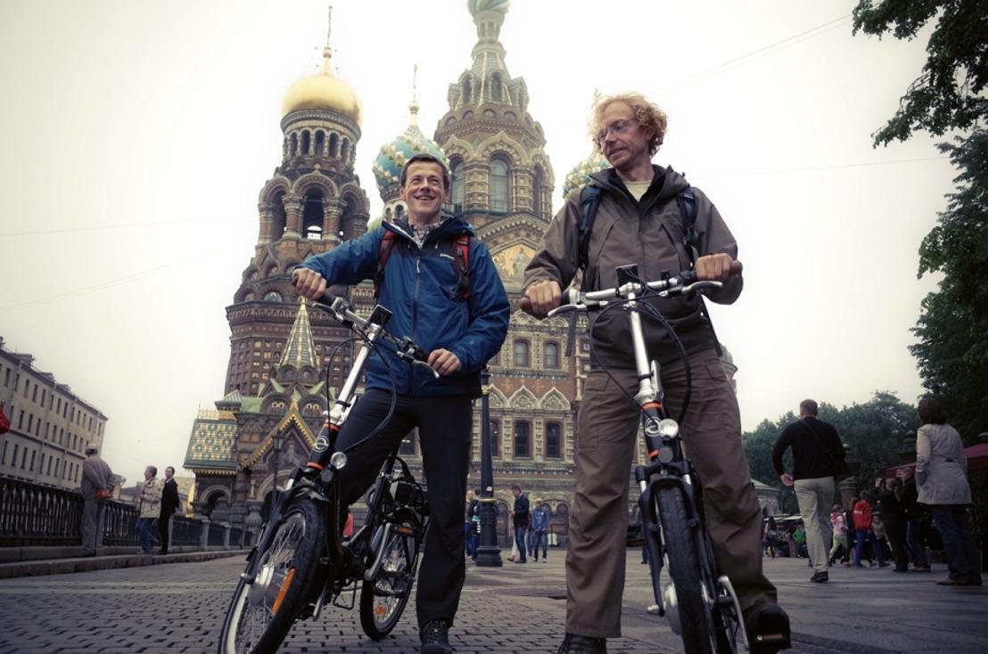 Het IJzeren Gordijn - Een documentaire roadmovie met Rob Heirbaut en Hendrik Vos - vanaf dinsdag 7 oktober