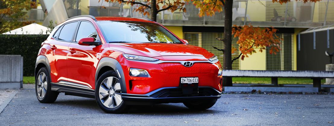 All-New Hyundai KONA electric - un véhicule sans compromis