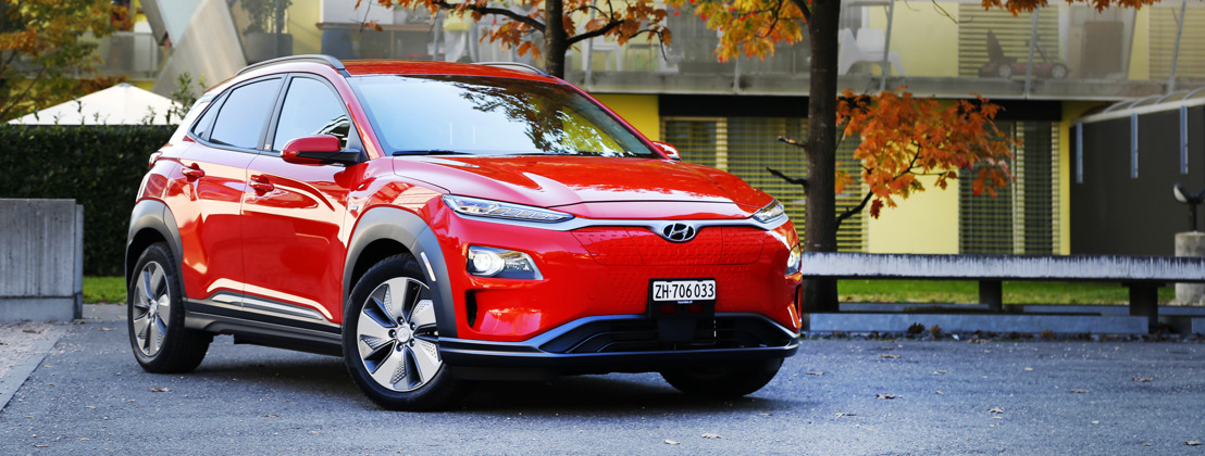 All-New Hyundai KONA electric - un véhicule sans compromis