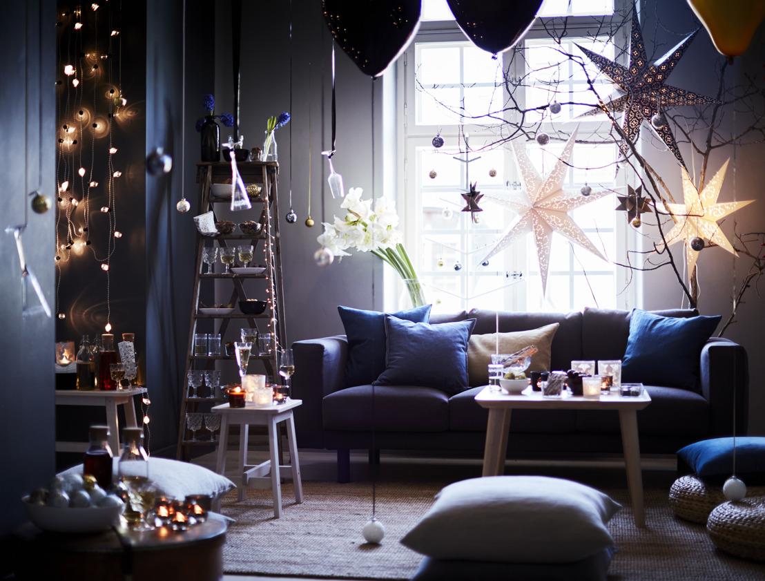 Rêver de l'hiver avec la collection IKEA VINTER