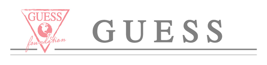 GUESS gives, protects and inspires