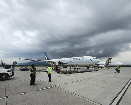 Cathay Pacific Cargo delivers essential medical supplies to support Nepal's healthcare emergency