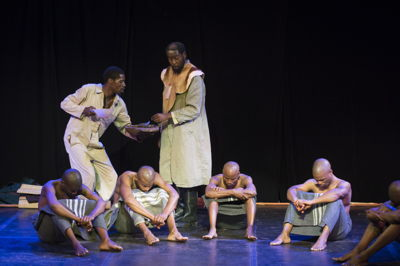 A scene from Tau pic Jan Potgieter