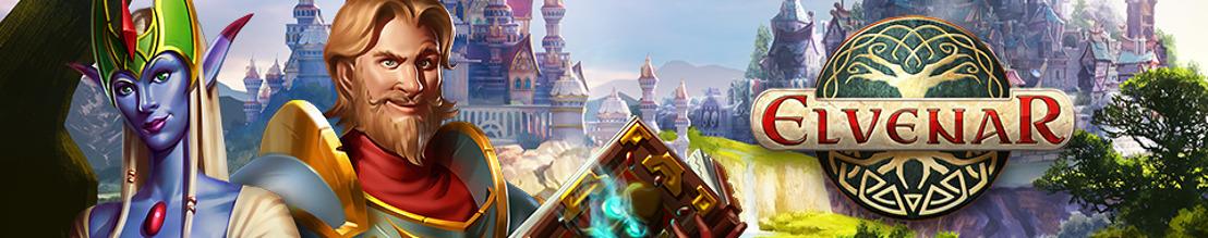 Betretet eine verzauberte Welt: InnoGames kündigt Fantasy-Strategiespiel Elvenar an