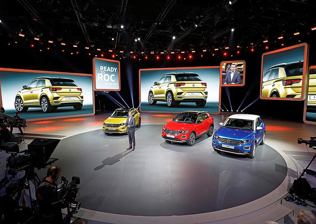 Succesvolle productcampagnes in 2017: Volkswagen heeft zijn koers voor de toekomst uitgezet