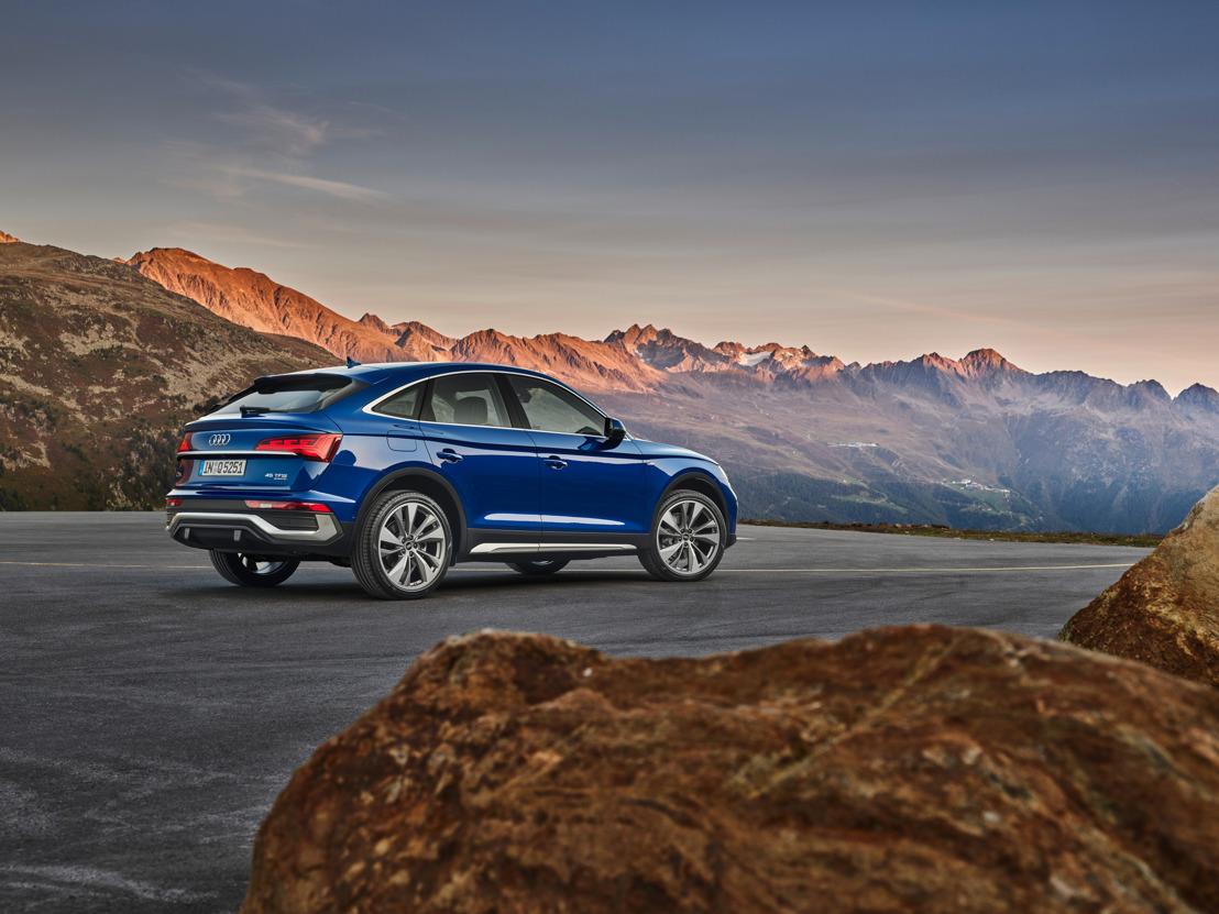 Sportif, pratique et élégant : Audi présente le Q5 Sportback