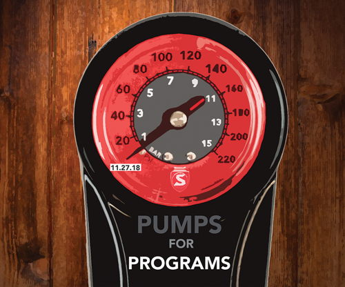 Preview: Silca #Pumps4Programs - Giving Tuesday Donation to Support Bicycle Co-Ops, Non-Profits and Development Programs.