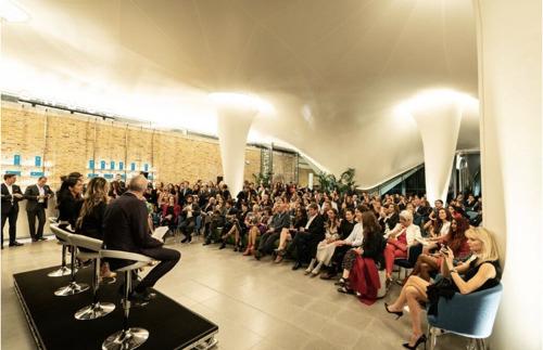 Tequila Casa Dragones participa en la exhibición en Londres del nuevo proyecto de la directora Martha Fiennes, Yugen