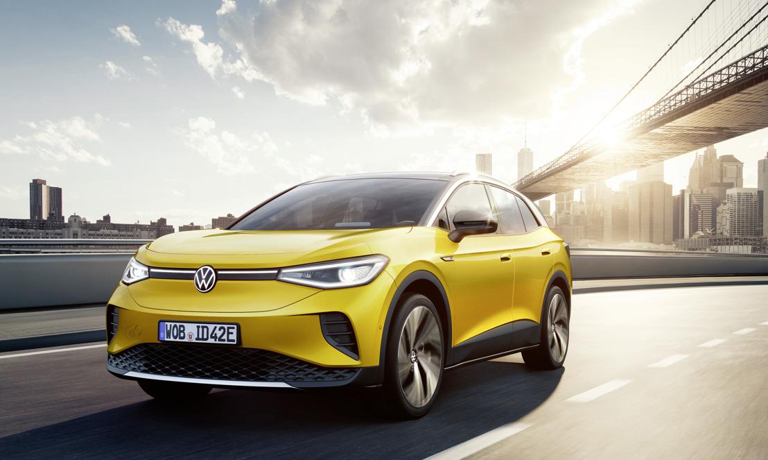 La nouvelle ID.4 : le premier SUV entièrement électrique de Volkswagen
