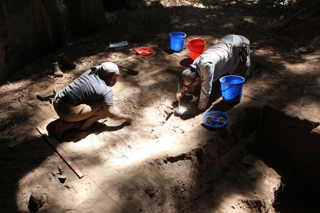 Panga ya Saidi cave. Image: ANU.