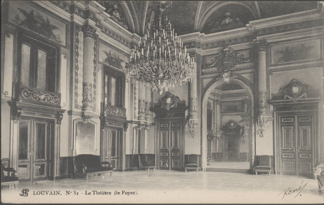 (c) stadsarchief Leuven
