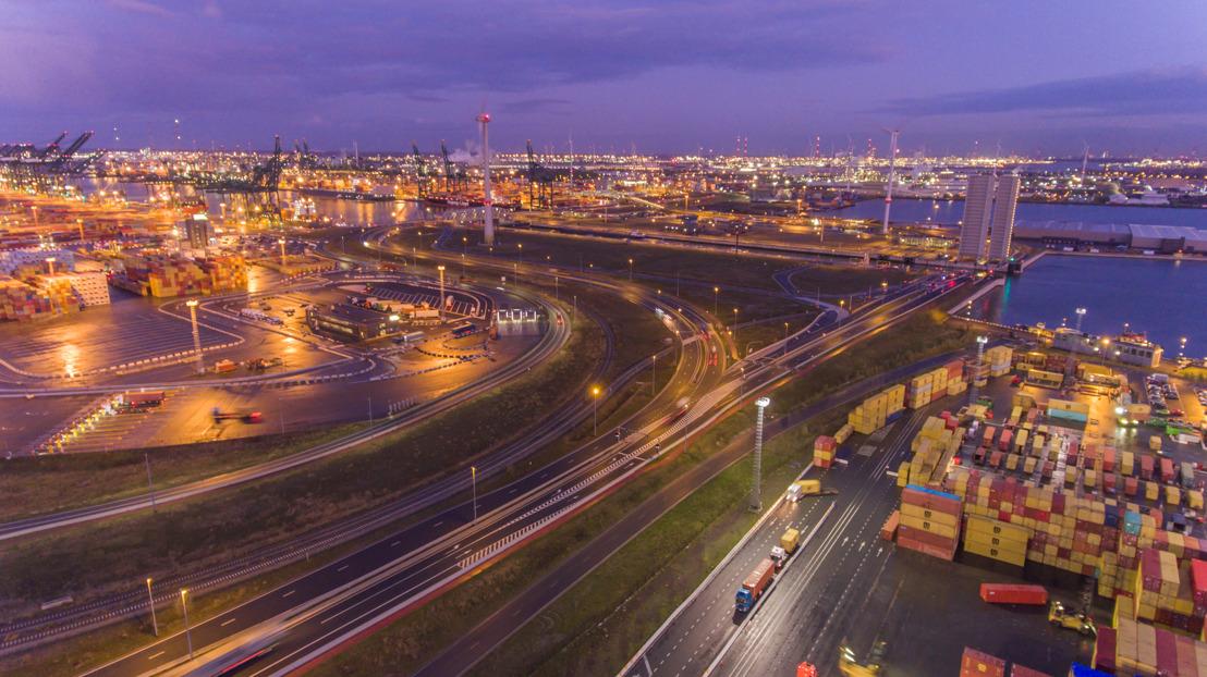 Verdere digitalisering haven en stedelijke hulpdiensten dankzij 5G-netwerk 'Minerva'