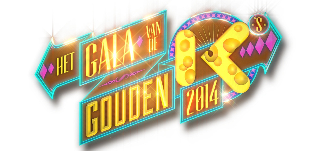 Veel grote namen op Het Gala van de Gouden K's 2014