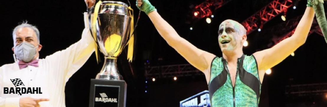 Bardahl México se sube al ring para celebrar la Triplemanía XXIX y la Copa Bardahl ¡Una Bardahlidad!
