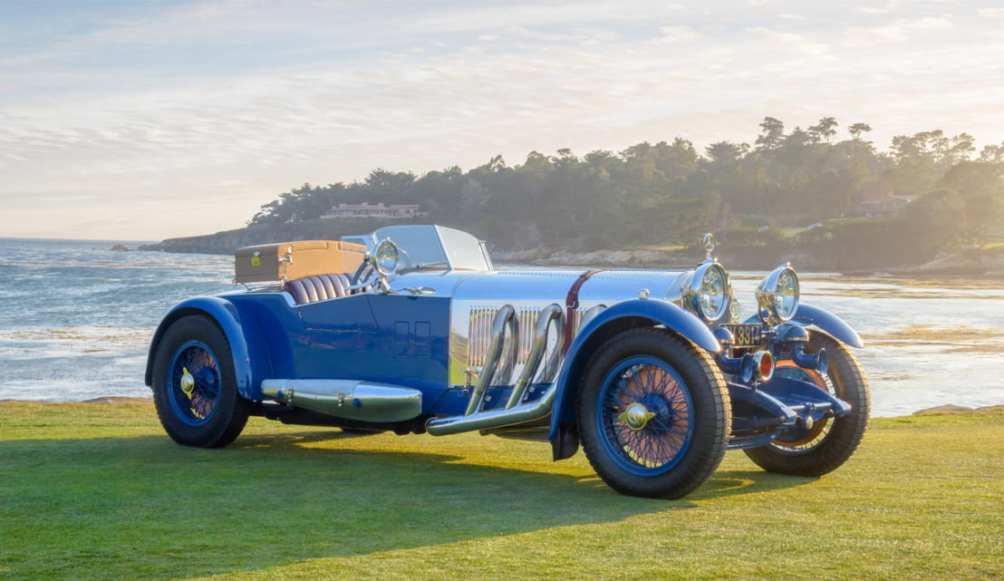 1929 Mercedes-Benz Roadster by Barker