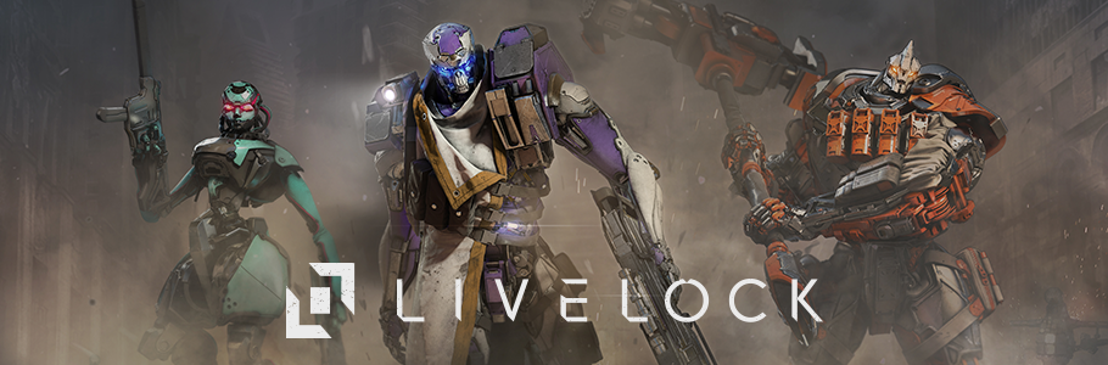 LIVELOCK NOW AVAILABLE ON PLAYSTATION®4, XBOX ONE & PC