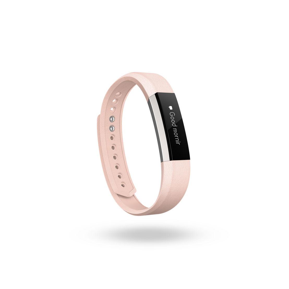 Fitbit Alta accessoire band (poederroze) - €139,95