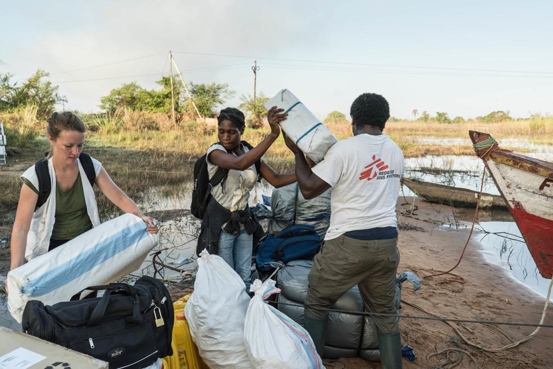 Mozambique : MSF intervient suite au cyclone Kenneth