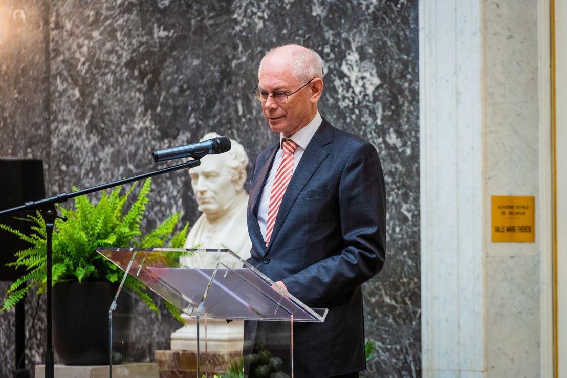 Herman Van Rompuy ©Dann