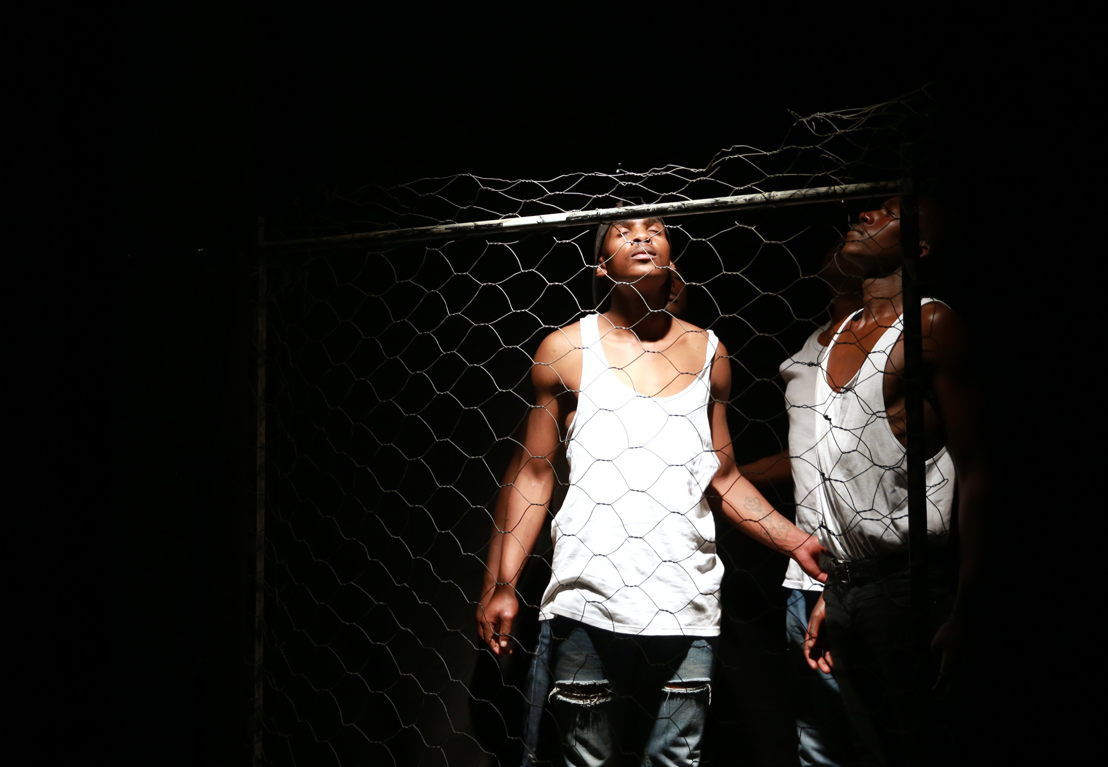 Ubuze Bam at the Cape Town Fringe 2016 - pic Nardus Engelbrecht