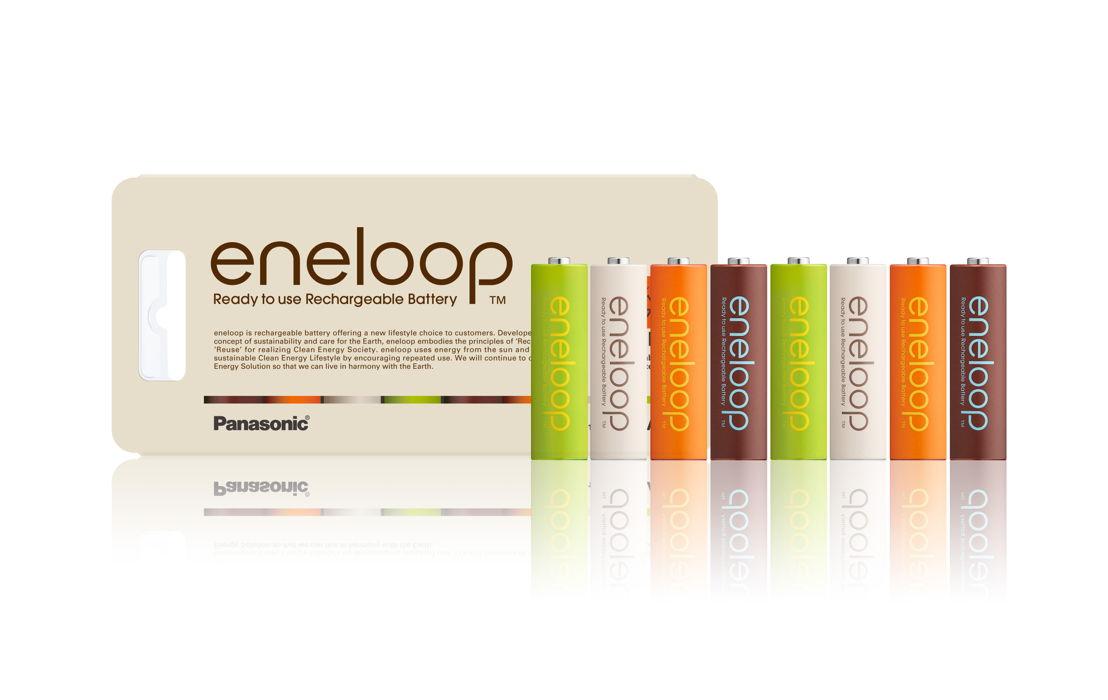 eneloop Organic package