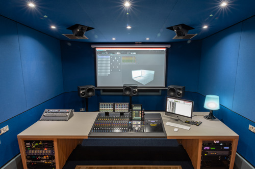 LIPA chooses Neumann for next-generation audio