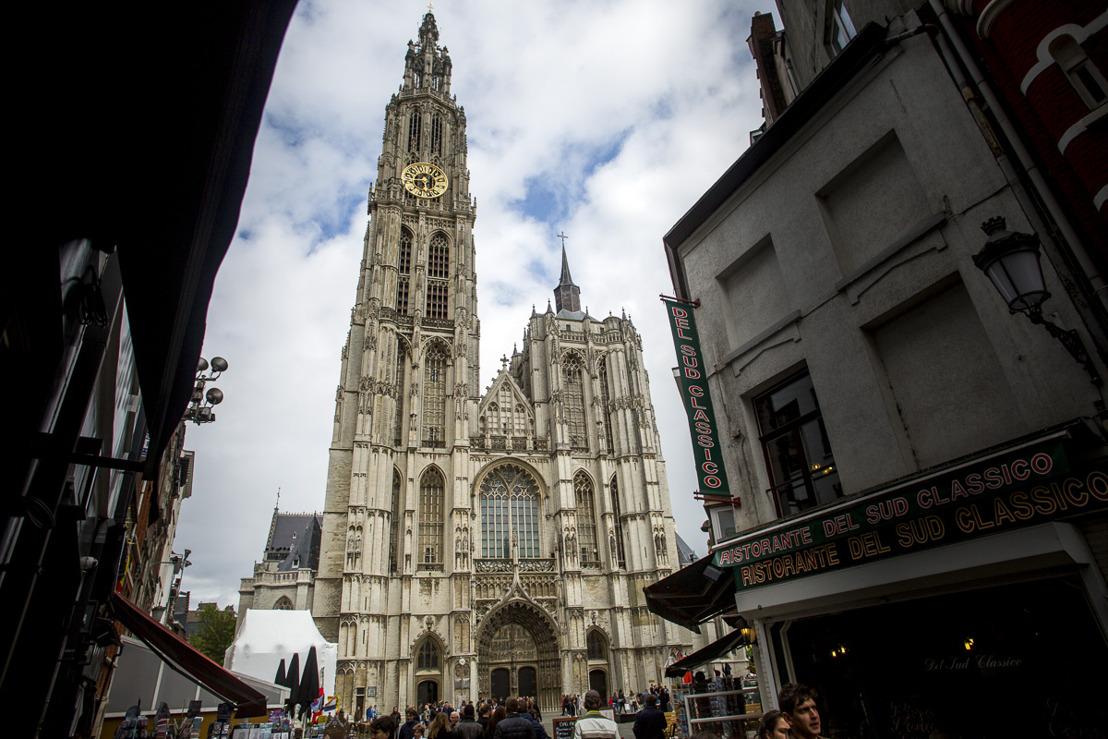 K3 en de Antwerpse beiaard