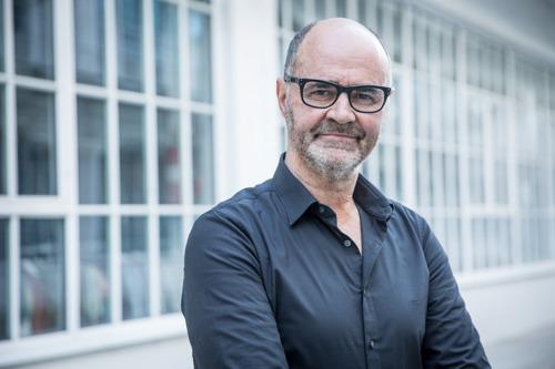 Lieven Van Overbeke strategisch creatief directeur VIER, VIJF en ZES
