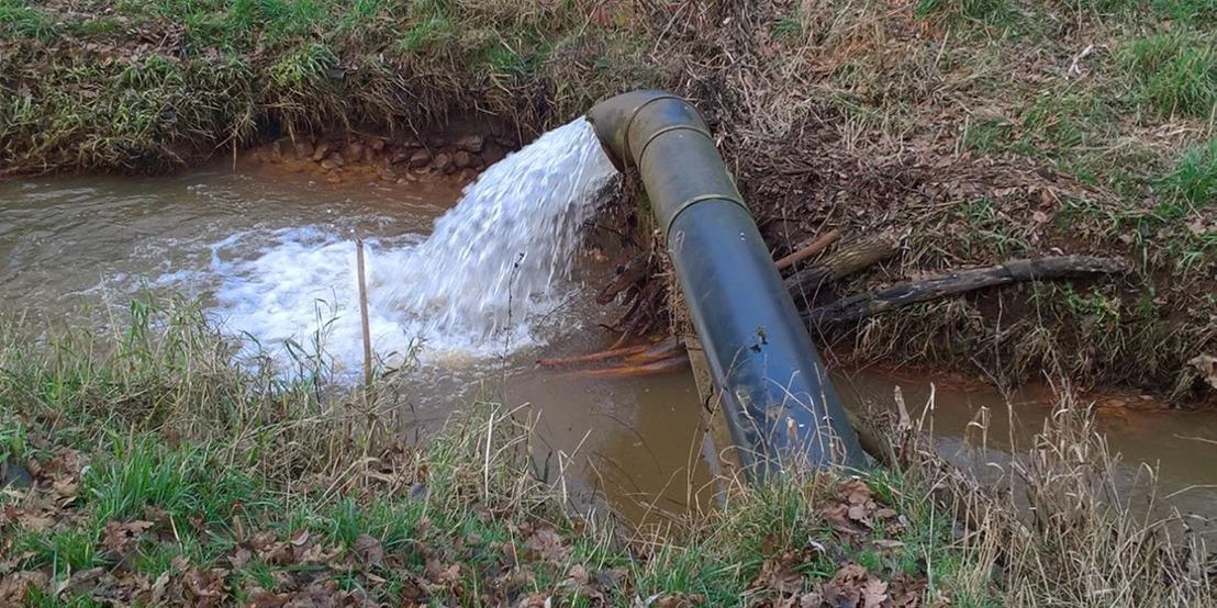 Duurzaam waterbeheer in de Mangelbeekvallei