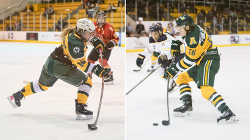 HKY: Puck set to drop back-to-back weekends